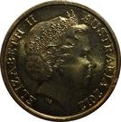 2 Dollars - Elizabeth II (Remembrance Day - Poppy Flower; Colourised) – obverse
