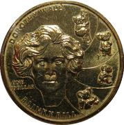 1 Dollar - Elizabeth II (4th Portrait - Dorothy Wall-Blinky Bill) -  reverse