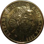 1 Dollar - Elizabeth II (4th Portrait - International Year of Astronomy) -  obverse