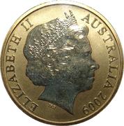 1 Dollar - Elizabeth II (4th portrait - Bilby) -  obverse