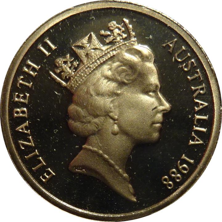 2 Dollars Elizabeth Ii 3e Effigie Australie Numista