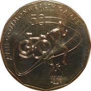 50 Cents - Elizabeth II (Triathlon) -  reverse