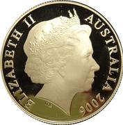 50 Cents - Elizabeth II (4th portrait - Round type) -  obverse