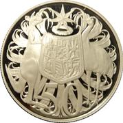 50 Cents - Elizabeth II (4th portrait - Round type) -  reverse