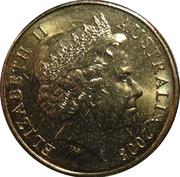 1 Dollar - Elizabeth II (4th Portrait - Centennial of Quarantine) – obverse