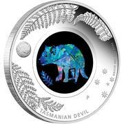 1 Dollar - Elizabeth II (Tasmanian Devil) -  reverse