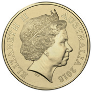 "2 Dollars - Elizabeth II (Remembrance Day - ""In Flanders Fields"") -  obverse"