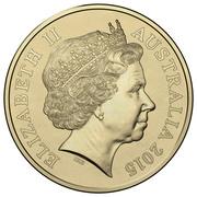 """2 Dollars - Elizabeth II (Remembrance Day - """"In Flanders Fields"""") -  obverse"""