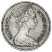 1 Dollar - Elizabeth II (2nd Portrait - Pattern) – obverse