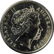 10 Cents - Elizabeth II (4th Portrait) – obverse