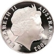 5 Dollars - Elizabeth II (Duyfken) -  obverse