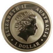 1 Dollar - Elizabeth II (Australian Koala) -  obverse