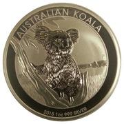 1 Dollar - Elizabeth II (Australian Koala) -  reverse