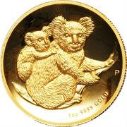 100 Dollars - Elizabeth II (Koala) -  reverse