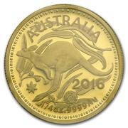 25 Dollars - Elizabeth II (4th Portrait - Gold Bullion Coin) -  reverse