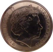 1 Dollar - Elizabeth II (Australian Olympic Team) -  obverse