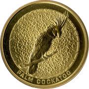 1 Dollar - Elizabeth II (Palm Cockatoo) -  reverse