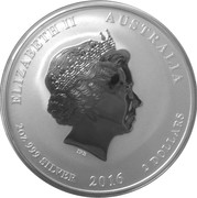 2 Dollars - Elizabeth II (