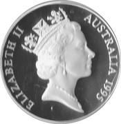 5 Dollars - Elizabeth II (Charles Todd) -  obverse