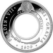 1 Dollar - Elizabeth II (200th Anniversary of the Australian Holey Dollar and Dump) -  obverse