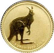2 Dollars - Elizabeth II (Mini Kangaroo) -  reverse
