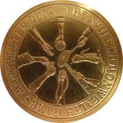 5 Dollars - Elizabeth II (Manchester Commonwealth Games 2002) -  reverse