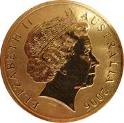 5 Dollars - Elizabeth II (Queen's Baton Relay) – obverse