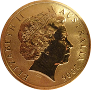 5 Dollars - Elizabeth II (4th Portrait - XVIII Commonwealth Games - Queen's Baton Relay) -  obverse