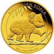 15 Dollars - Elizabeth II (Koala) -  reverse
