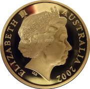5 Dollars - Elizabeth II (Battle of Sunda Strait) -  obverse