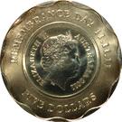 5 Dollars - Elizabeth II (Remembrance Day) – obverse