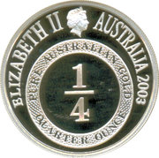 1 Dollar - Elizabeth II (Port Phillip Patterns) -  obverse