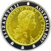 1 Dollar - Elizabeth II (One Johanna) -  obverse