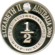 2 Dollars - Elizabeth II (4th Portrait - Port Phillip Patterns - Masterpieces in Silver) -  obverse