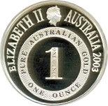 5 Dollars - Elizabeth II (Port Phillip Patterns) -  obverse