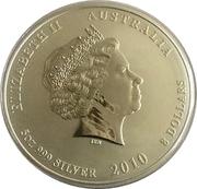 8 Dollars - Elizabeth II (