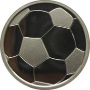 25 Cents - Elizabeth II (FIFA World Cup 2006) -  reverse
