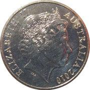 20 Cents - Elizabeth II (Fromelles) -  obverse