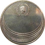20 Cents - Elizabeth II (4th Portrait - The Ashes) -  obverse