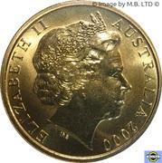 5 Dollars - Elizabeth II (4th Portrait - 15 - Fencing) -  obverse