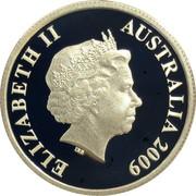 1 Cent - Elizabeth II (4th Portrait - 1966 Decimal Pattern) -  obverse