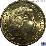 2 Dollars - Elizabeth II (4th Portrait - Possum Magic - Happy Hush) -  obverse