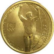 1 Dollar - Elizabeth II (4th Portrait - 2012 Australian Olympic Team - Victory) -  reverse