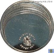 20 Cents - Elizabeth II (4th Portrait - The Ashes) -  reverse