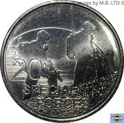 20 Cents - Elizabeth II (4th Portrait - Special Forces) – reverse