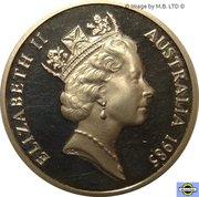 10 Cents - Elizabeth II (3rd Portrait) -  obverse
