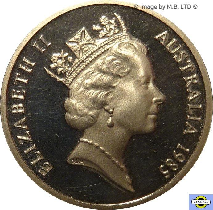 1996 Australia 10 Ten Cent PROOF Coin ex Proof Set