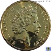 1 Dollar - Elizabeth II (4th Portrait - Norman Lindsay - The Magic Pudding) -  obverse