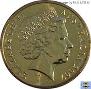 1 Dollar - Elizabeth II (4th Portrait - Polar Year) – obverse