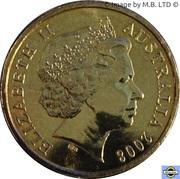 1 Dollar - Elizabeth II (4th Portrait - Rugby League 100 Yrs) – obverse